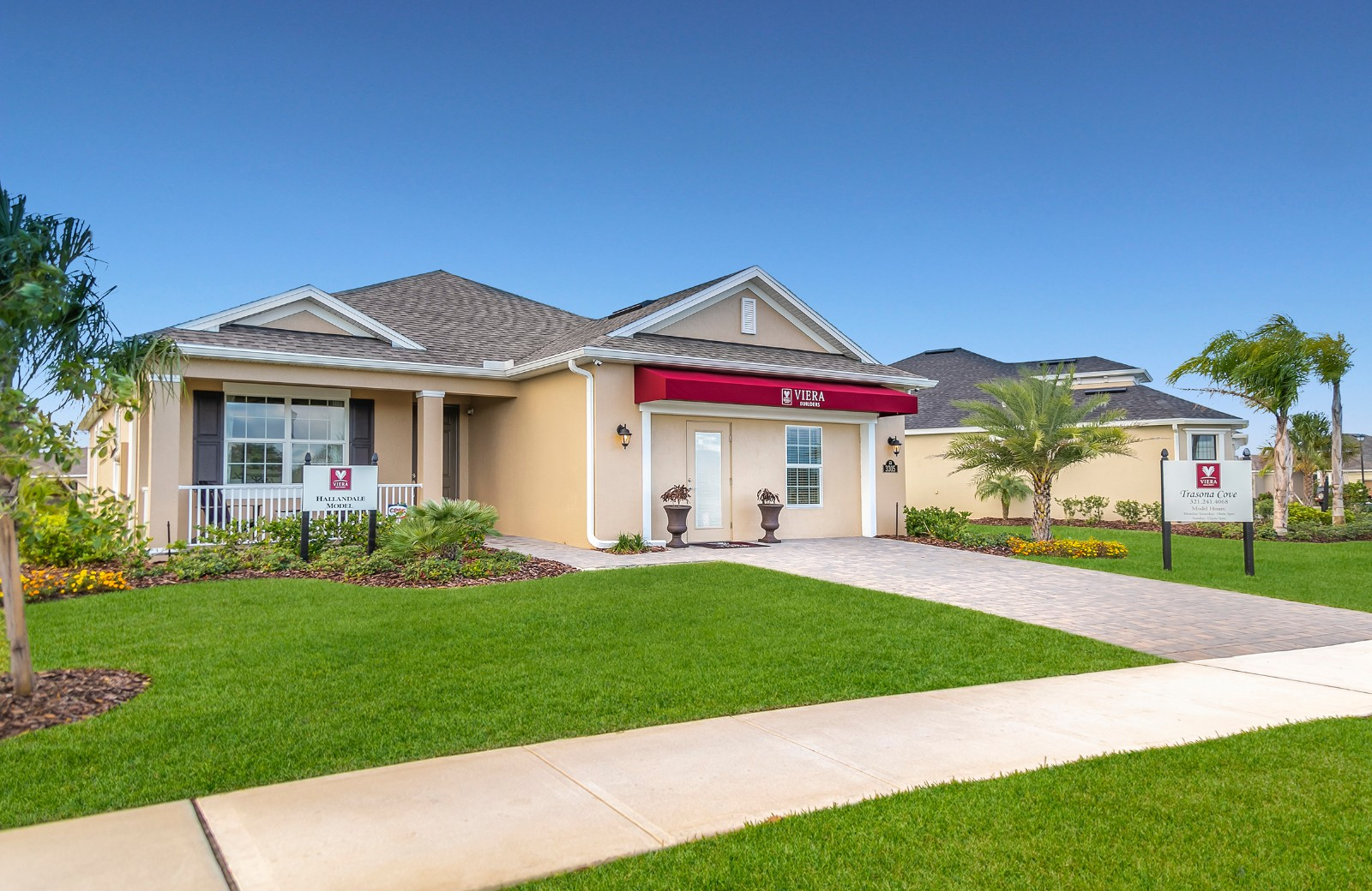 Trasona Cove at Viera Homes